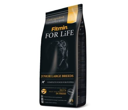 Granule Fitmin For Life -JUNIOR LARGE BREED-