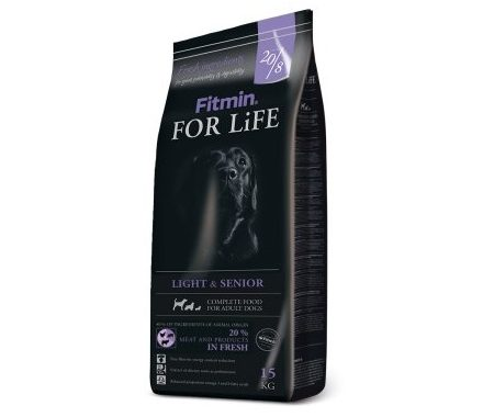 Granule Fitmin For Life -LIGHT&SENIOR-
