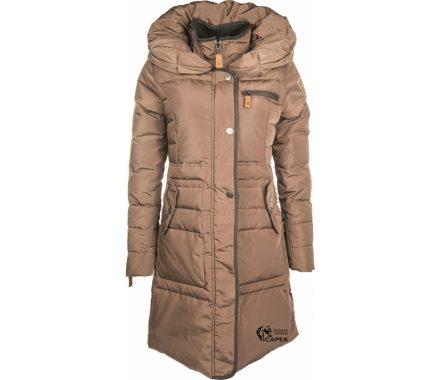 Zimní kabát HKM -CHAMPAGNE-  c33e9f61107