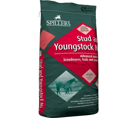 Müsli Spillers -STUD AND YOUNGSTOCK-