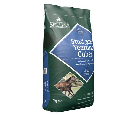 Granule Spillers -STUD AND YEARLING CUBES-