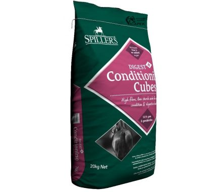 Granule Spillers -DIGEST+ CONDITIONING CUBES-