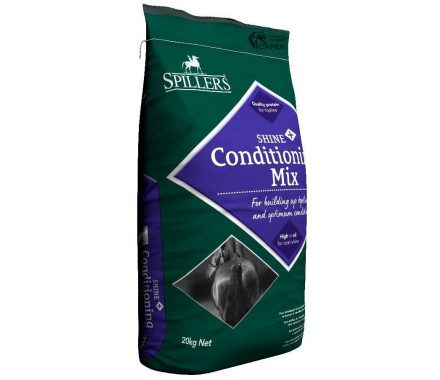Müsli Spillers -SHINE+ CONDITIONING MIX-