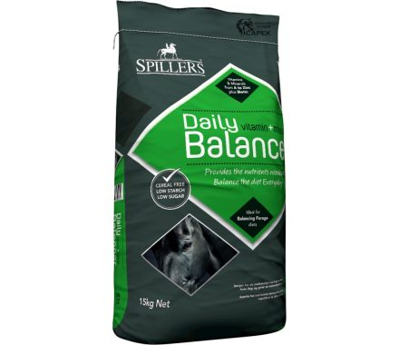 Balancer Spillers -DAILY-