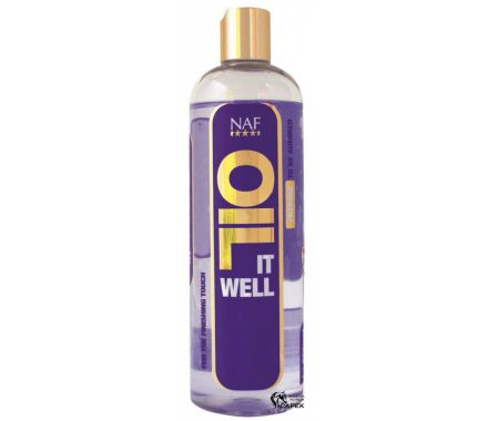 Olej NAF -OIL IT WELL-