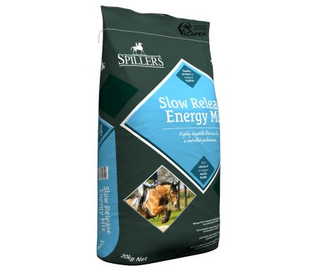 Müsli Spillers -SLOW RELEASE ENERGY MIX-