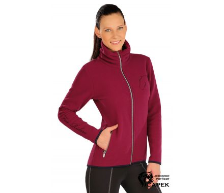 Mikina Litex -FLEECE-
